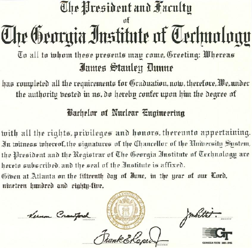 Nuclear engineer resume